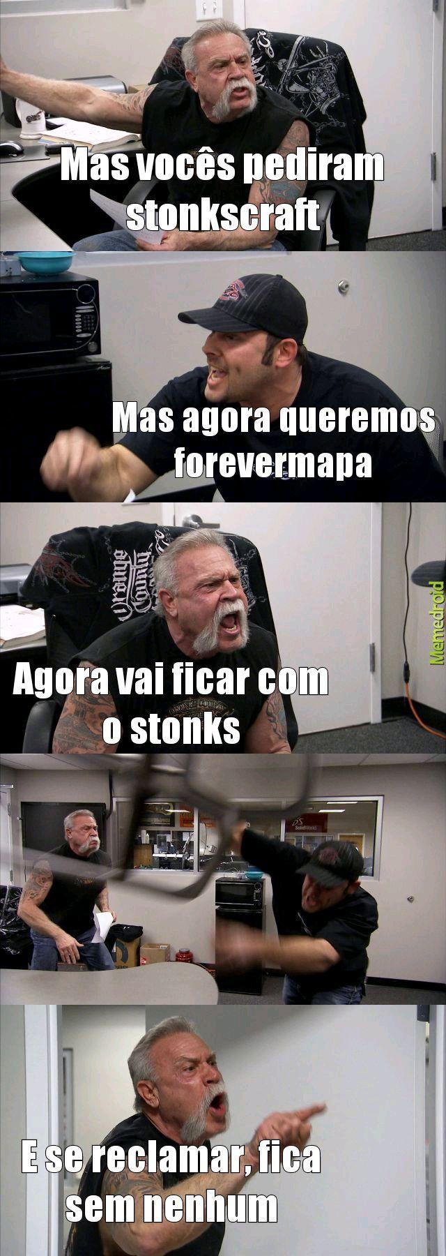 Cade forever mapa? - meme