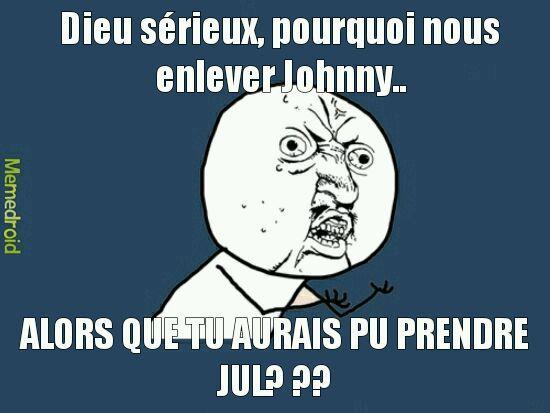 POURQUOI! ! - meme