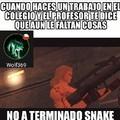 El liquid serpiente