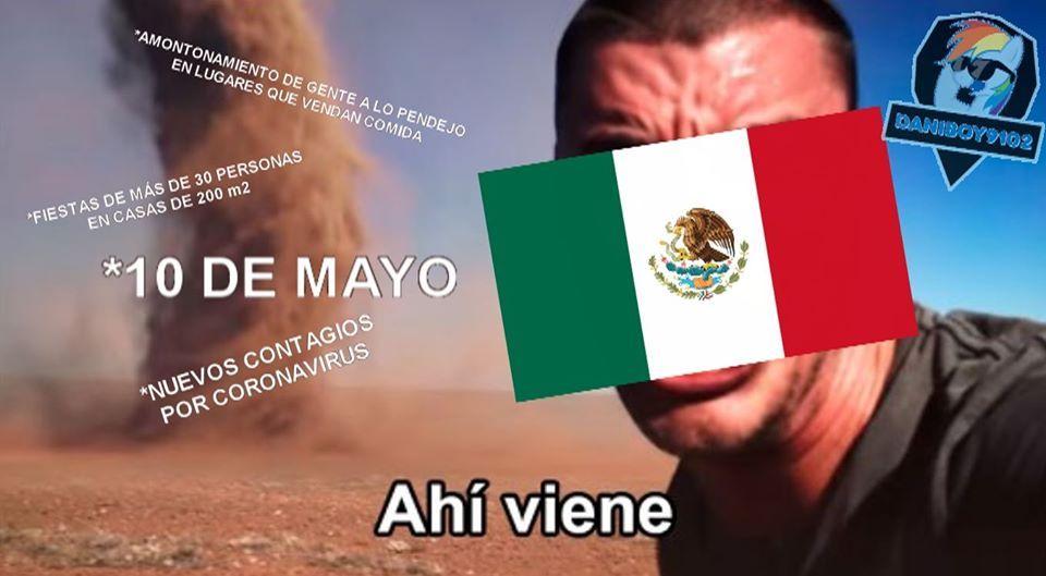 Próximamente, este 10 de Mayo en México: - meme