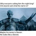 GOT Steven