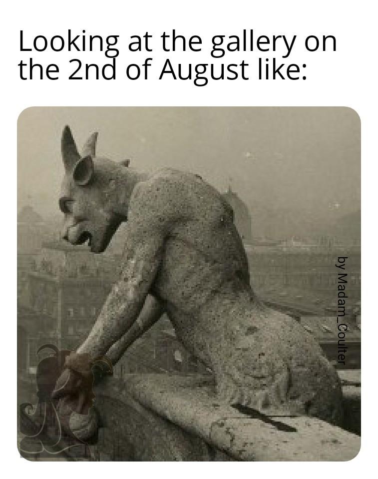 It will be glorious - meme