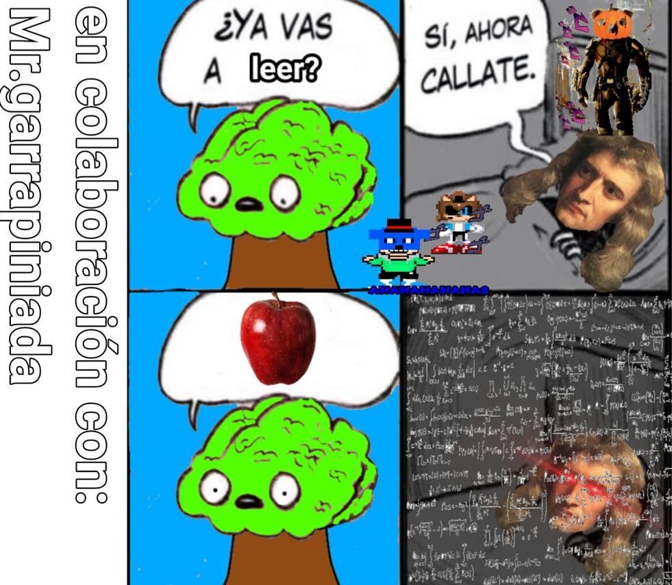 Manzana:son:    PD: en colaboración con Mr.garrapiniada - meme