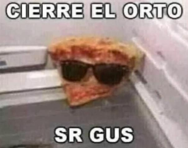 Re capo el pizza steve - meme