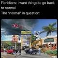classic Florida
