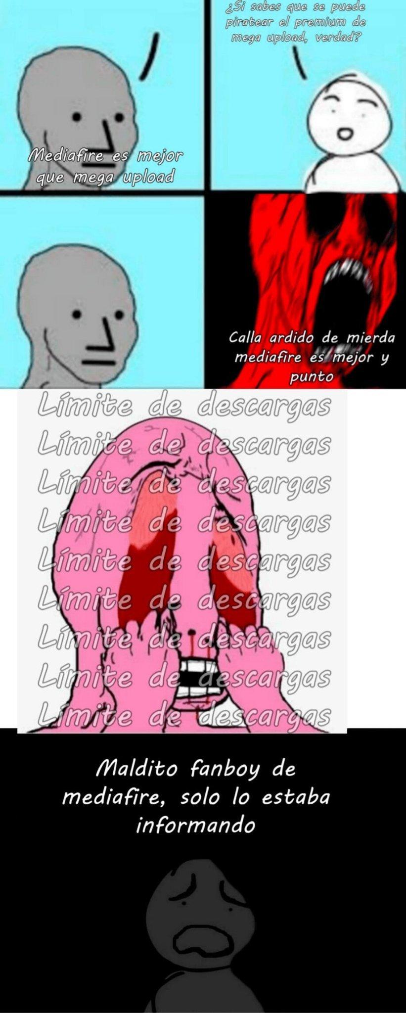 Lloren. :haters: - meme
