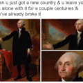 Washington is disappointed