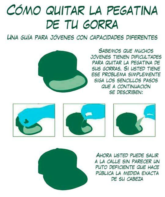 Gorra - meme