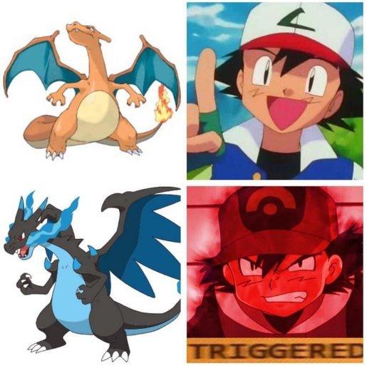 Triggered! - meme