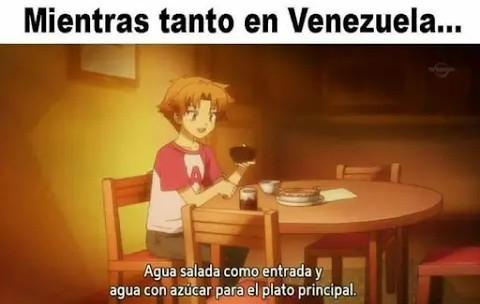 Venezuela :v - meme