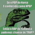 Philosoraptor RAP ou POP?
