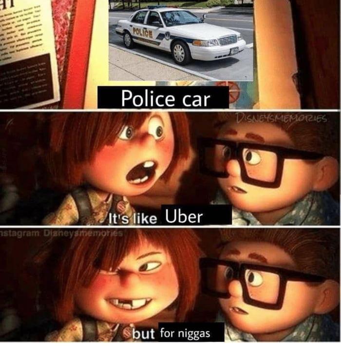 uber black - meme