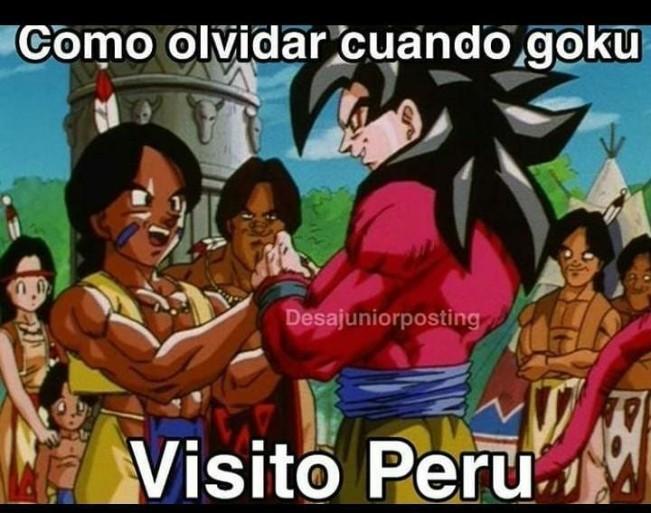 Perú xd - meme