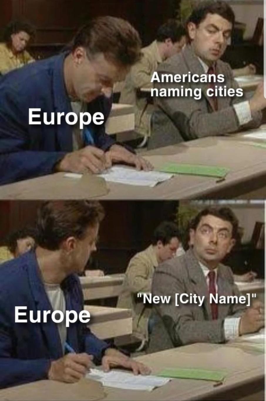 It's new free real estate - meme