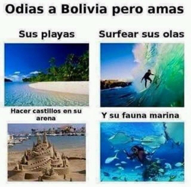ja Bolivia - meme