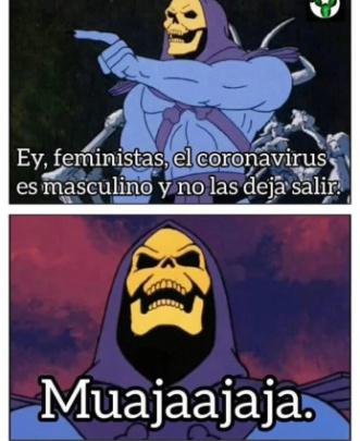 Coronavirus... - meme