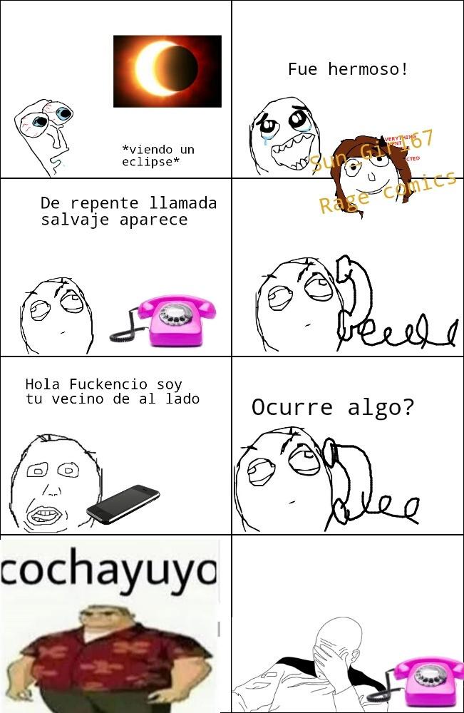 Cochayuyo - meme