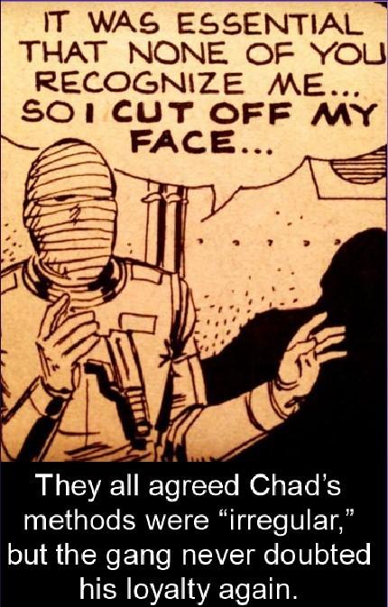 Chad - meme