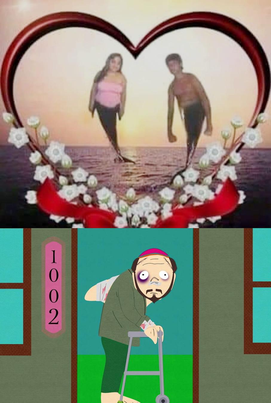 South Park es una ironía de la vida o viceversa? (pregunta seria) - meme