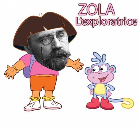 Zola - meme