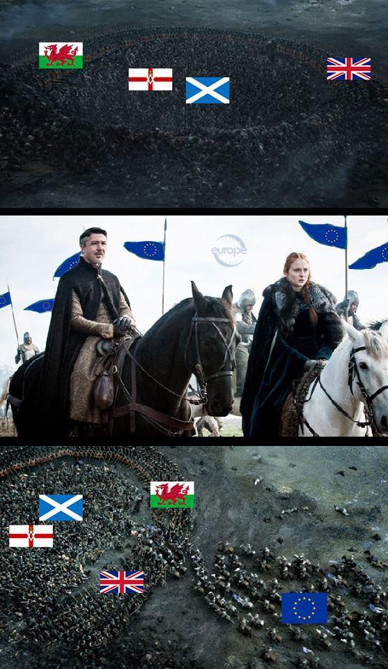 Battle of Europe - meme