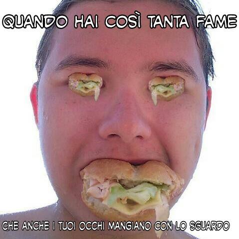 Cito il panino di takinopony - meme