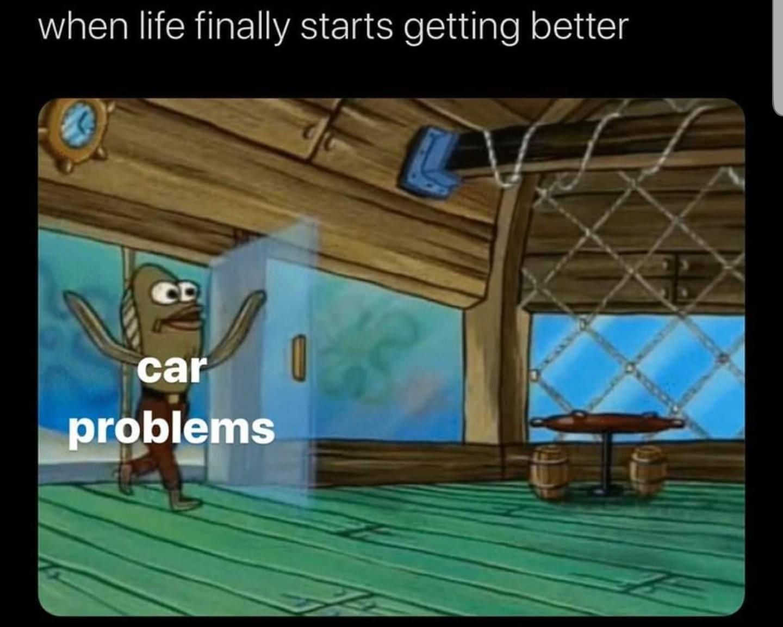 It really do be like that sometimes. - meme