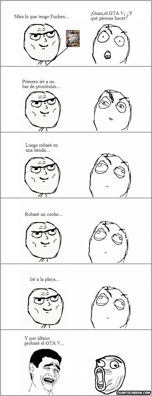 Copia y LoL :v - meme