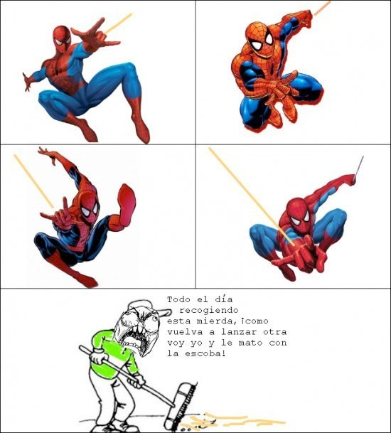 Ese spaidy XD - meme