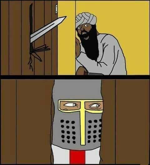 Tomar jerusalem dos muçulmanos \[T]/ - meme