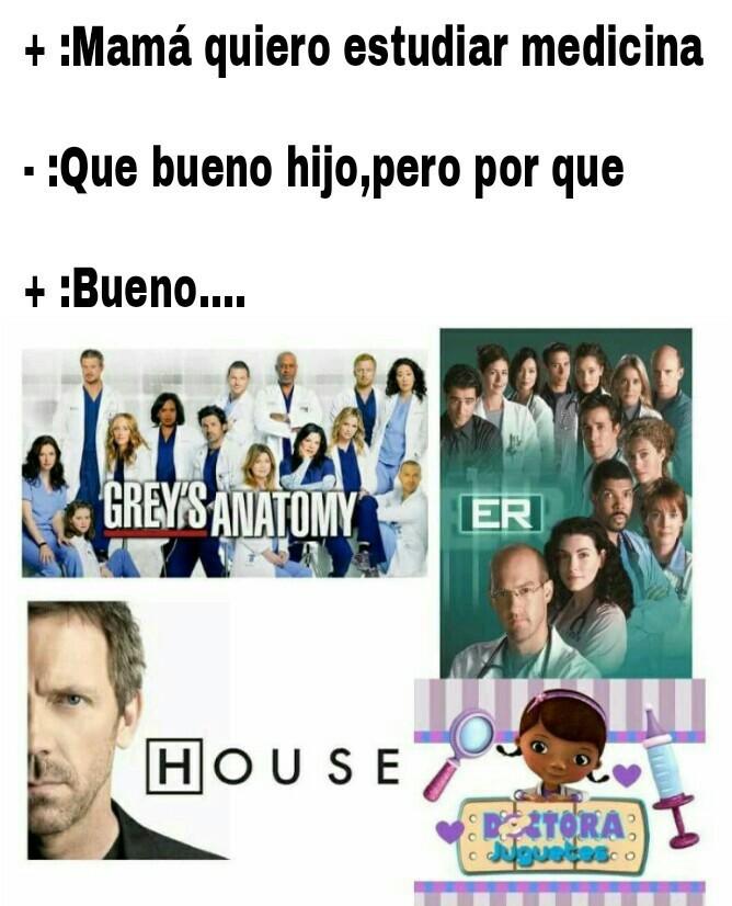 Medicina - meme