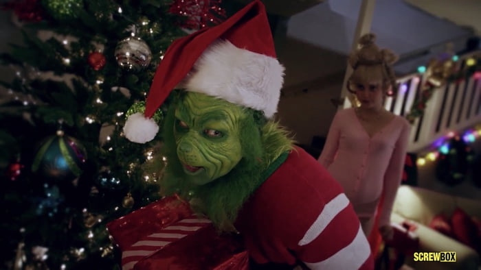 I think I bought the wrong grinch movie... or did I... - meme