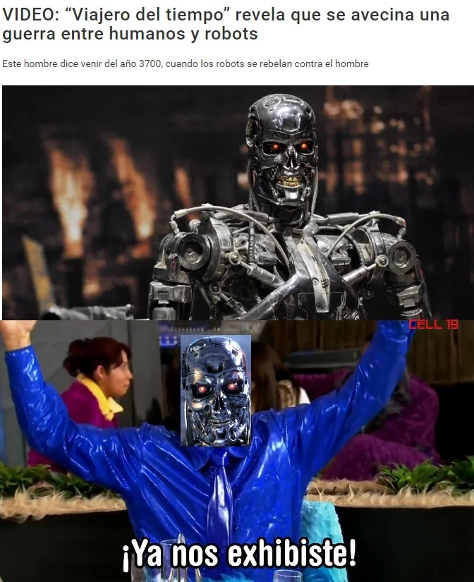 Entonces si era real - meme
