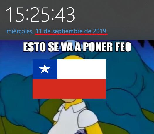 Mi general, Augusto Pinochet *tururu turu* Le saluda su pueblo tan querido... - meme