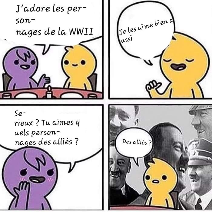 Hitler lover forever - meme
