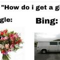 Bing acerta novamente
