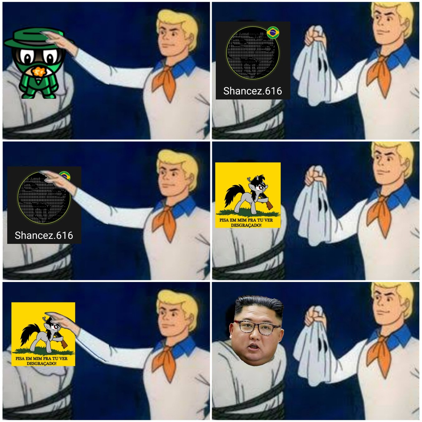 Vírus Chinês - meme