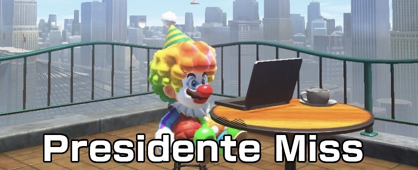 Presidente Miss - meme