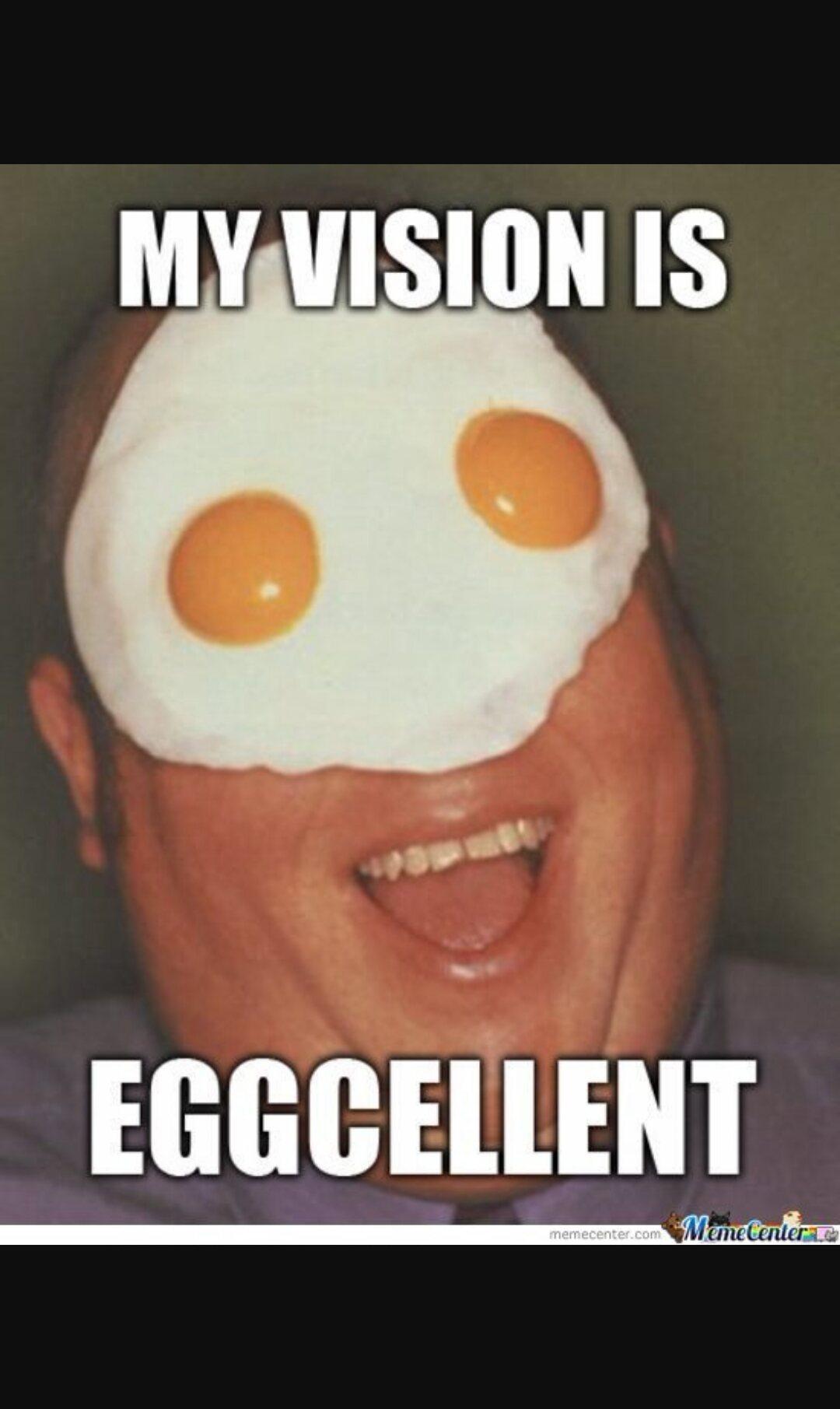 This is an eggcellent joke!