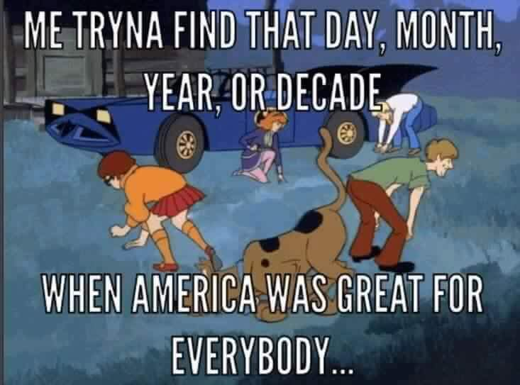 If I trust anybody to find it, it's the Scooby Doo gang! - meme