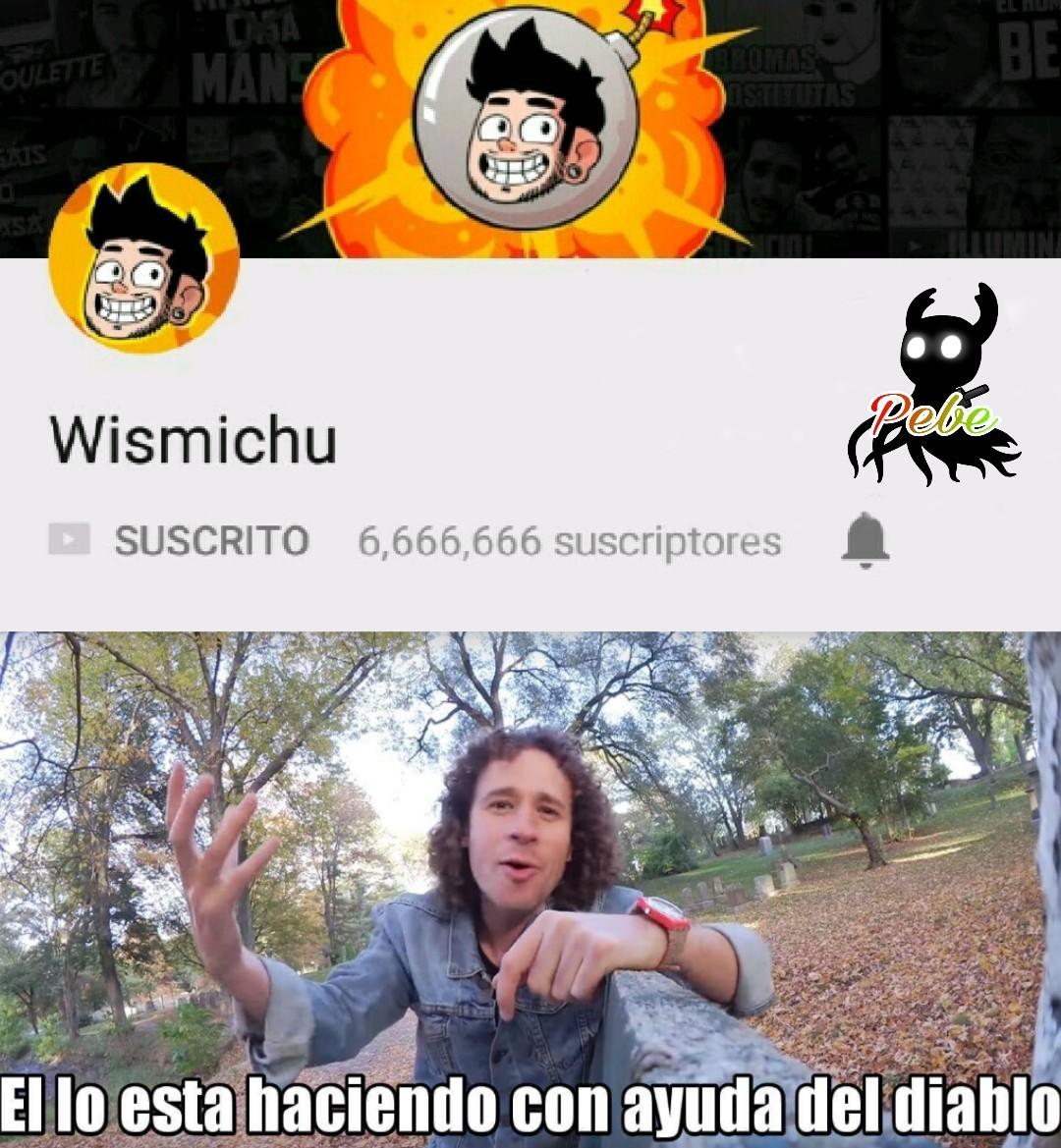 Del diablo - meme