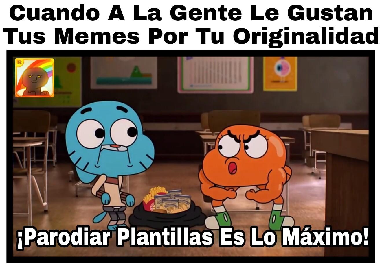 Parodiar - meme
