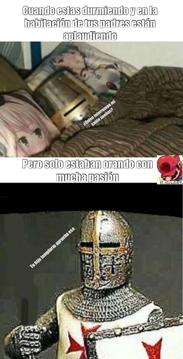Se un buen cristiano - meme