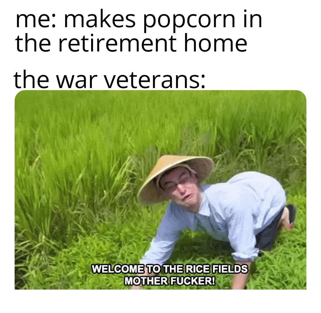 When the kitchen starts speaking Vietnamese - Meme by