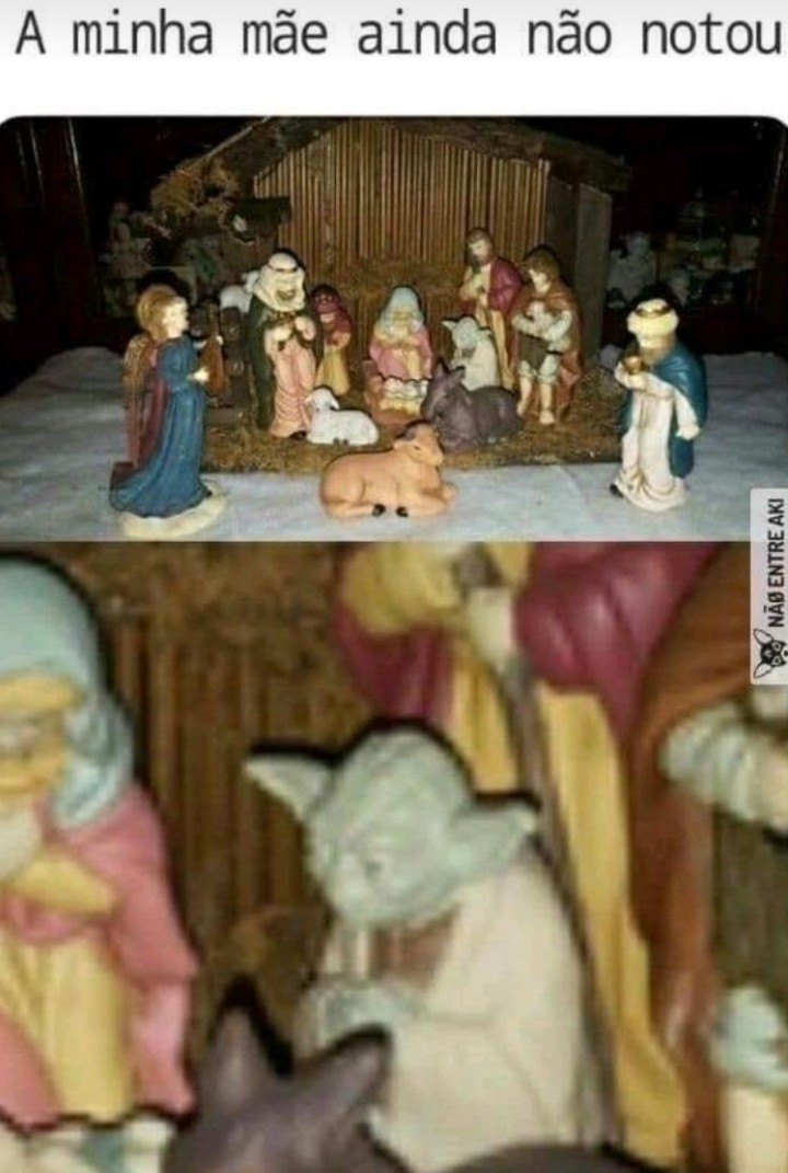 Amém Yoda - meme