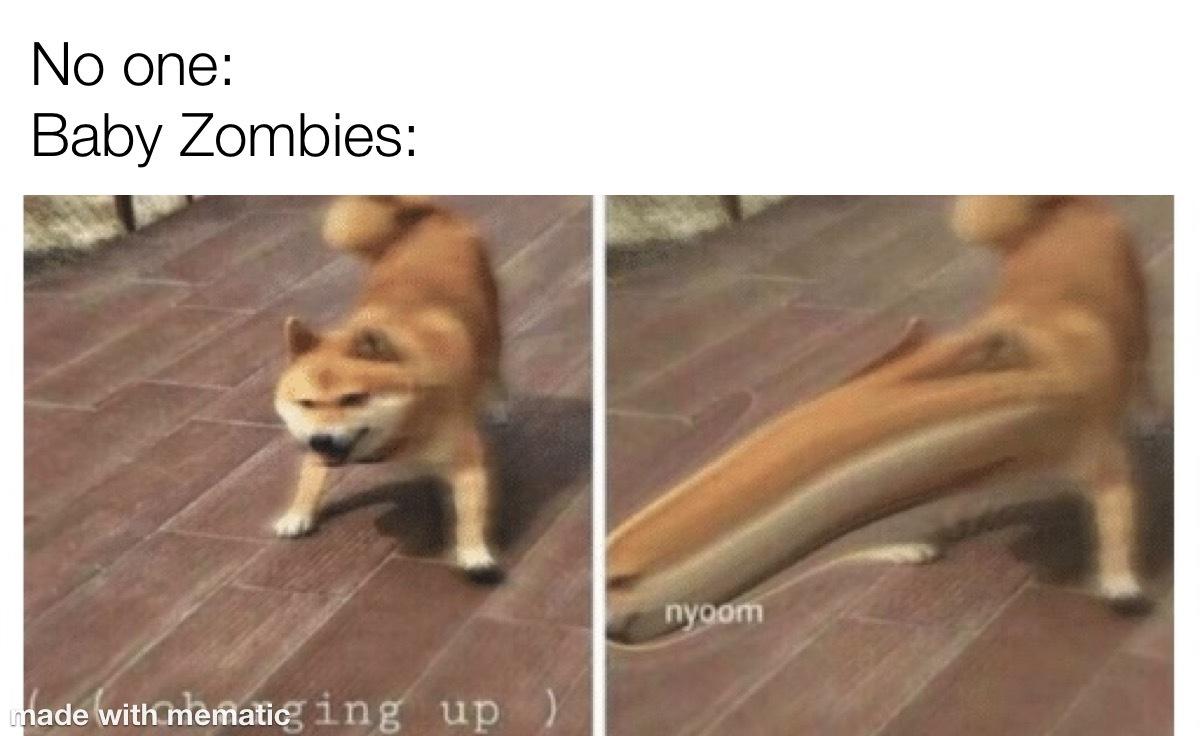 Nyoom - meme