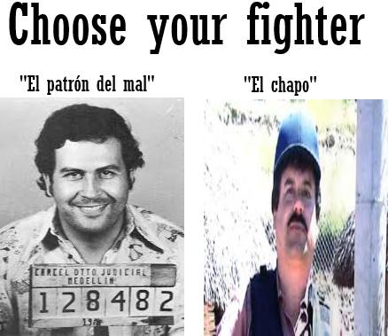 Narco kombat X - meme