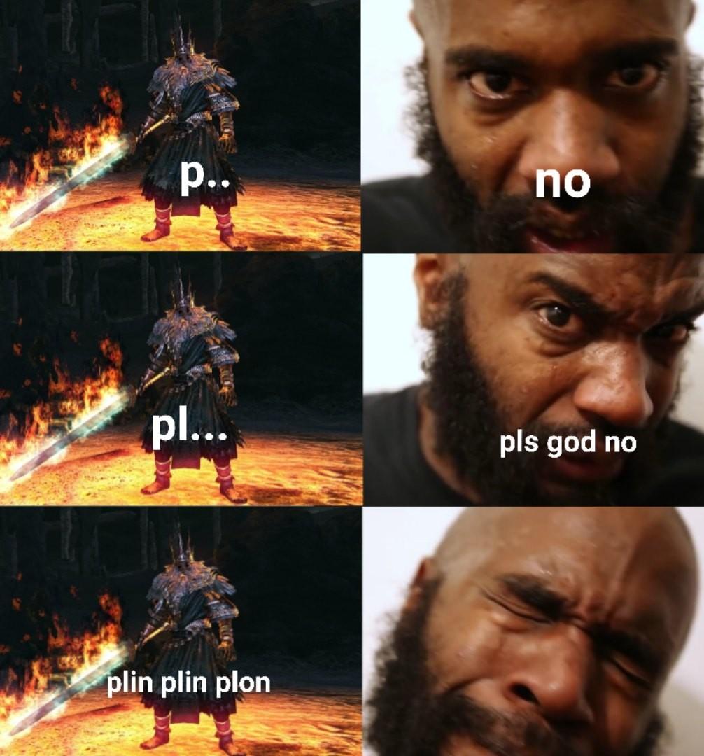 plin plin plon - meme