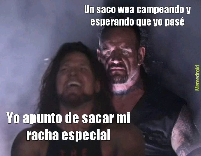 Putos campers - meme