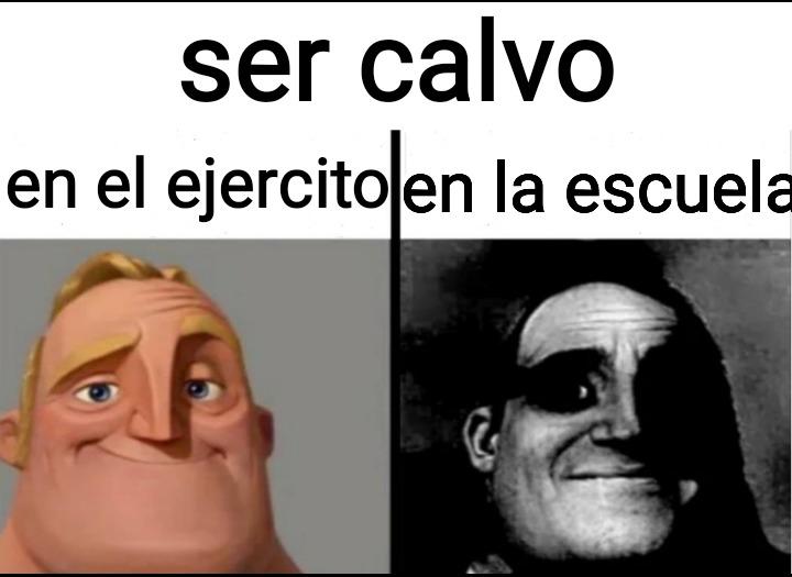 Ser Calvo be like: - meme